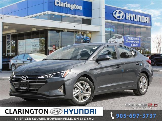 2019 Hyundai Elantra Preferred (Stk: 18605) in Clarington - Image 1 of 27