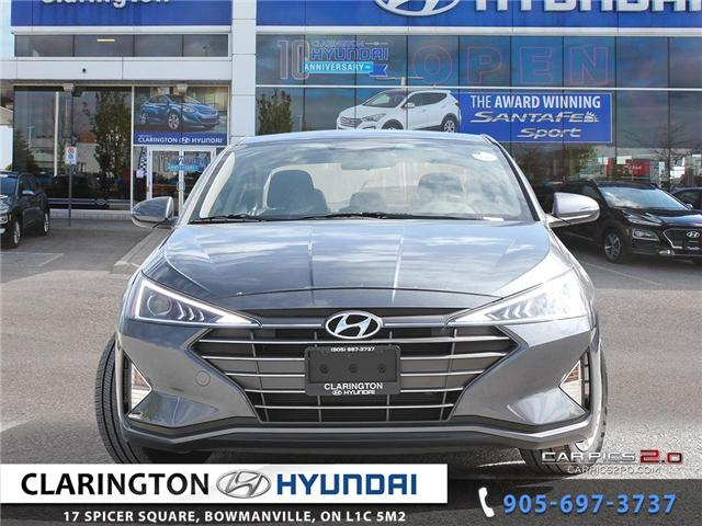 2019 Hyundai Elantra Preferred (Stk: 18605) in Clarington - Image 2 of 27