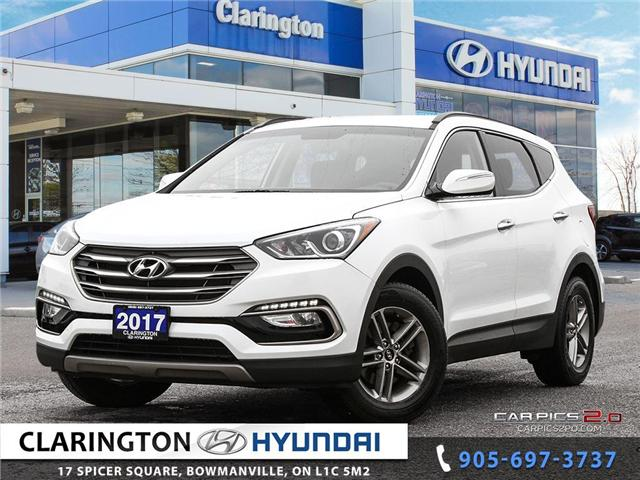 2017 Hyundai Santa Fe Sport 2.4 Premium (Stk: U884) in Clarington - Image 1 of 26