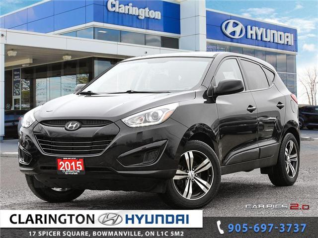 2015 Hyundai Tucson GL (Stk: U885) in Clarington - Image 1 of 25