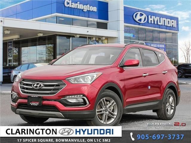 2018 Hyundai Santa Fe Sport 2.4 Base (Stk: 17749) in Clarington - Image 1 of 27