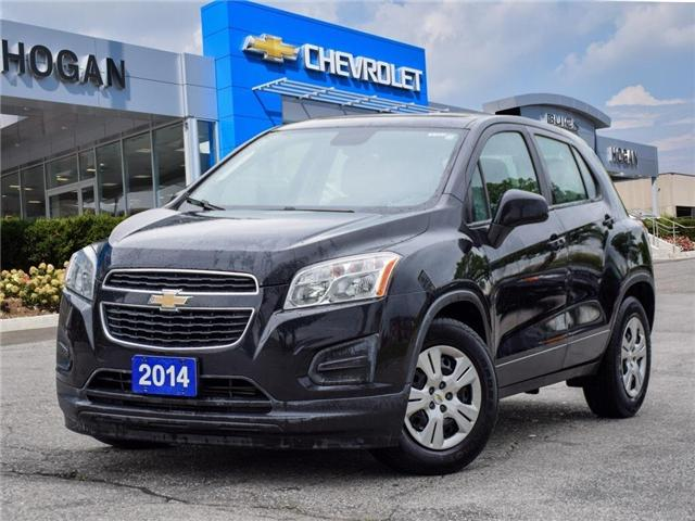 2014 Chevrolet Trax LS (Stk: WX169376) in Scarborough - Image 1 of 22