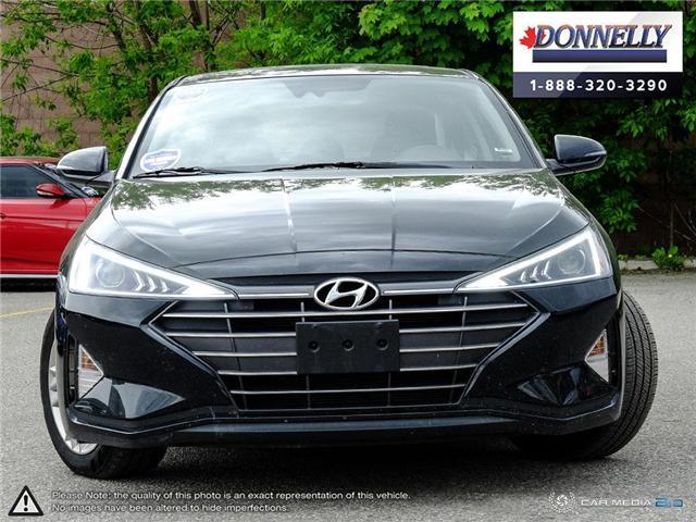 2019 Hyundai Elantra  (Stk: PLDUR6155) in Ottawa - Image 2 of 28