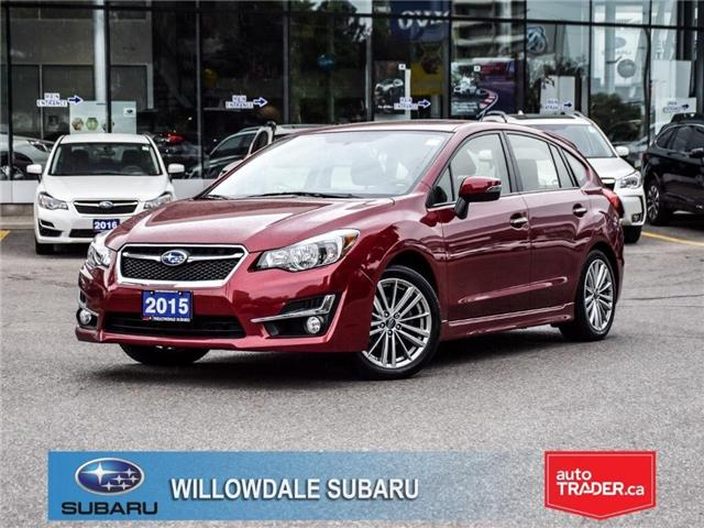 2015 Subaru Impreza 2.0i Limited Package (Stk: P2792) in Toronto - Image 1 of 24