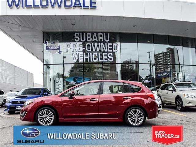 2015 Subaru Impreza 2.0i Limited Package (Stk: P2792) in Toronto - Image 2 of 24