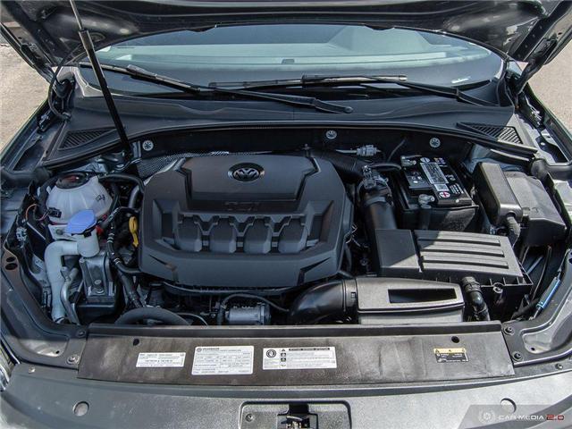 2018 Volkswagen Passat 2.0 TSI Trendline+ (Stk: D1349) in Regina - Image 6 of 26