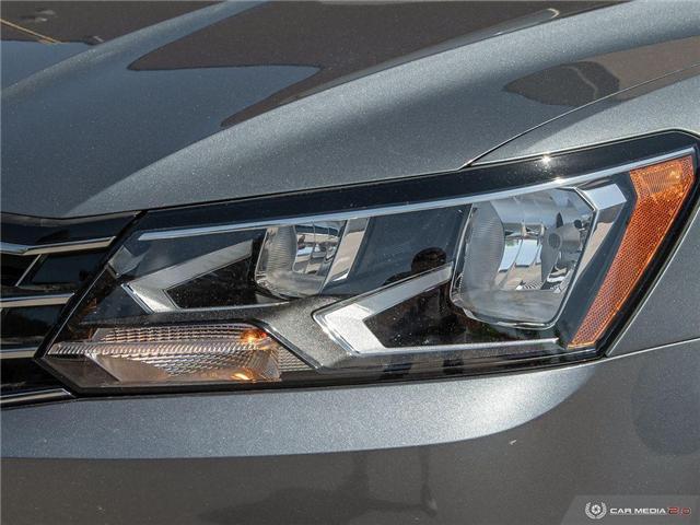 2018 Volkswagen Passat 2.0 TSI Trendline+ (Stk: D1349) in Regina - Image 8 of 26