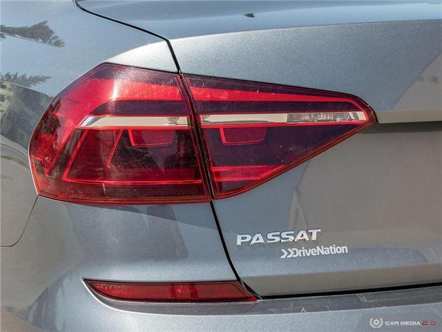 2018 Volkswagen Passat 2.0 TSI Trendline+ (Stk: D1349) in Regina - Image 10 of 26