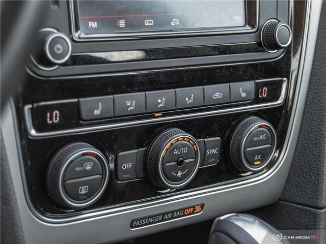 2018 Volkswagen Passat 2.0 TSI Trendline+ (Stk: D1349) in Regina - Image 19 of 26