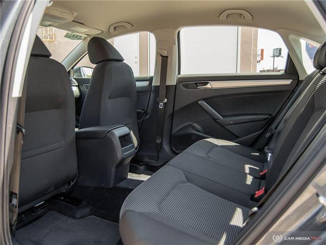 2018 Volkswagen Passat 2.0 TSI Trendline+ (Stk: D1349) in Regina - Image 23 of 26