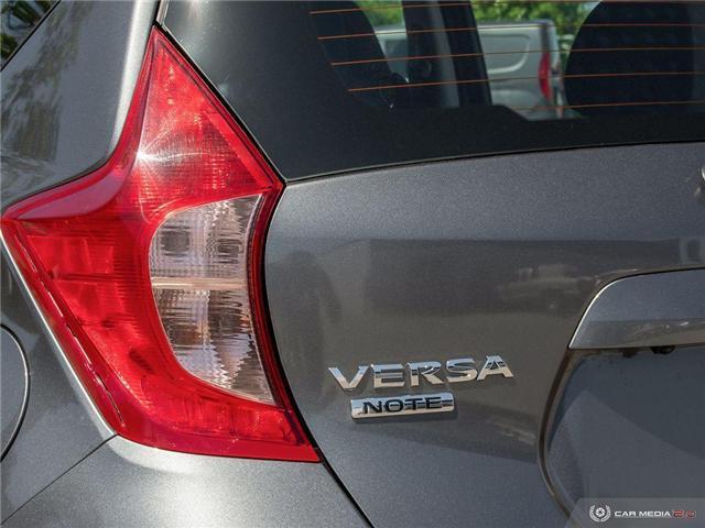 2018 Nissan Versa Note 1.6 SV (Stk: D1351) in Regina - Image 12 of 28