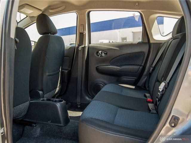 2018 Nissan Versa Note 1.6 SV (Stk: D1351) in Regina - Image 25 of 28