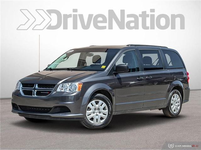 2017 Dodge Grand Caravan CVP/SXT (Stk: D1328) in Regina - Image 1 of 27