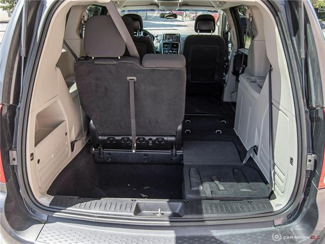 2017 Dodge Grand Caravan CVP/SXT (Stk: D1328) in Regina - Image 10 of 27