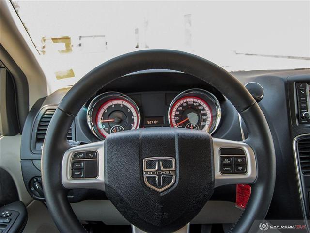 2017 Dodge Grand Caravan CVP/SXT (Stk: D1328) in Regina - Image 13 of 27
