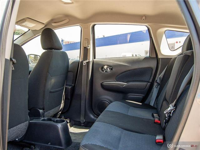 2018 Nissan Versa Note 1.6 SV (Stk: D1343) in Regina - Image 25 of 28
