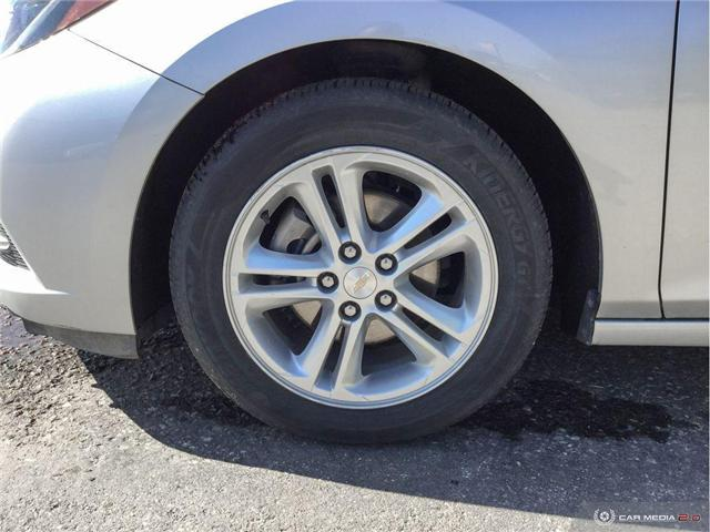 2018 Chevrolet Cruze LT Auto (Stk: B2015) in Prince Albert - Image 6 of 25