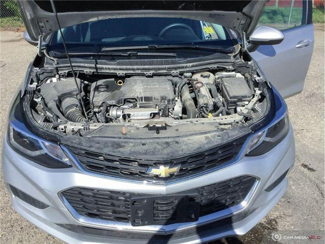 2018 Chevrolet Cruze LT Auto (Stk: B2015) in Prince Albert - Image 10 of 25