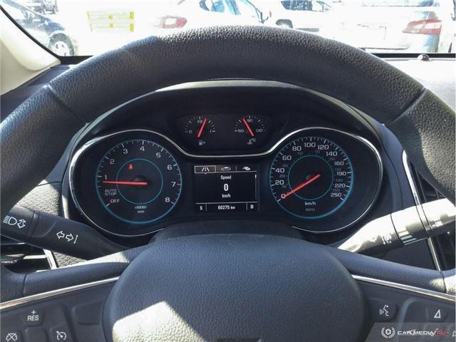 2018 Chevrolet Cruze LT Auto (Stk: B2015) in Prince Albert - Image 15 of 25