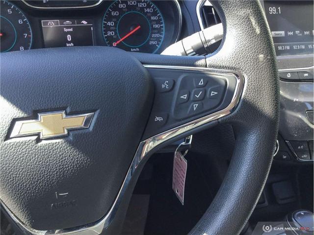 2018 Chevrolet Cruze LT Auto (Stk: B2015) in Prince Albert - Image 16 of 25