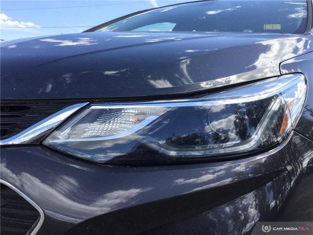 2017 Chevrolet Cruze LT Auto (Stk: B2005) in Prince Albert - Image 8 of 25
