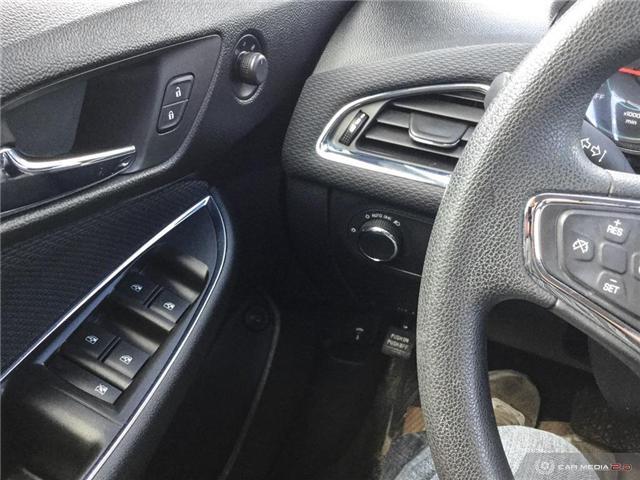 2017 Chevrolet Cruze LT Auto (Stk: B2005) in Prince Albert - Image 17 of 25