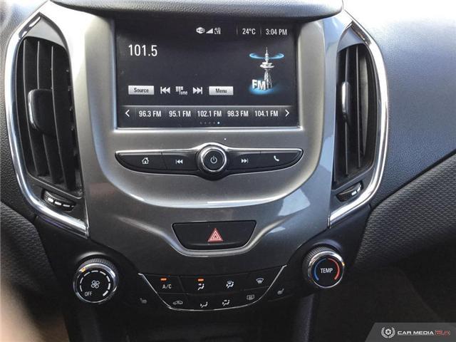 2017 Chevrolet Cruze LT Auto (Stk: B2005) in Prince Albert - Image 19 of 25
