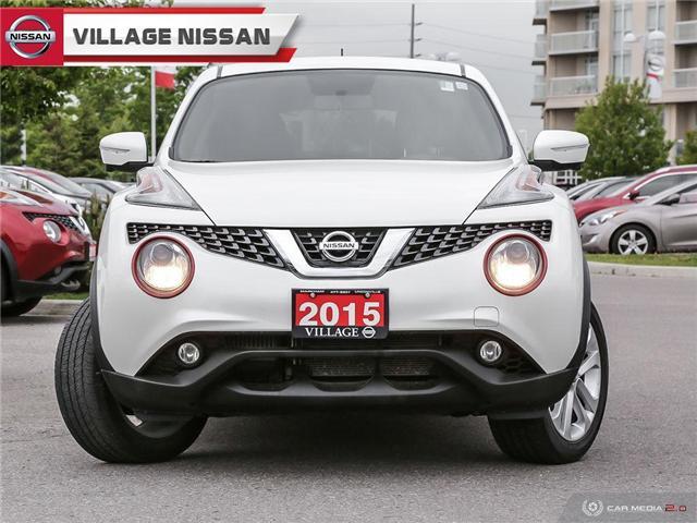 2015 Nissan Juke SL (Stk: 90540A) in Unionville - Image 2 of 27