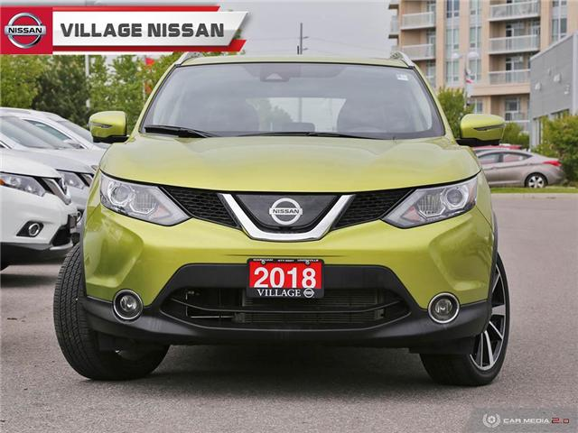 2018 Nissan Qashqai SL (Stk: P2827) in Unionville - Image 2 of 27