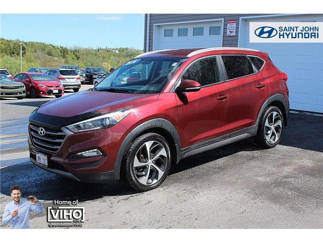 2016 Hyundai Tucson  (Stk: U2127) in Saint John - Image 2 of 21