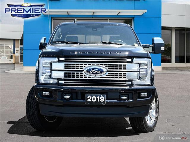 2019 Ford F-250 Platinum (Stk: P19146) in Windsor - Image 2 of 28