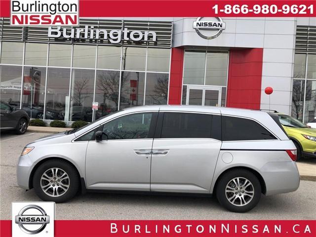 2013 Honda Odyssey EX (Stk: A6668A) in Burlington - Image 1 of 11