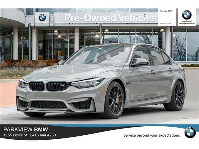 2018 BMW M3 Base (Stk: PP8582) in Toronto - Image 1 of 22