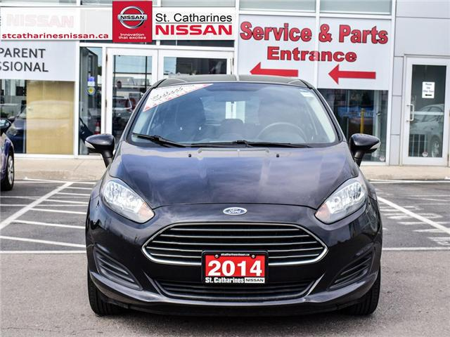 2014 Ford Fiesta SE (Stk: SSP-155A) in St. Catharines - Image 2 of 24
