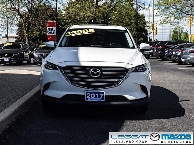 2017 Mazda Cx 9 Gs L Moonroof Awd Leather Bluetooth At
