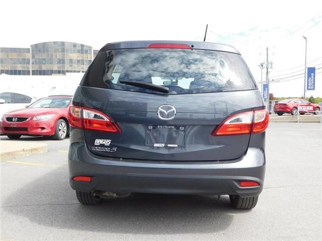 2013 Mazda Mazda5 GS (Stk: 94805a) in Gatineau - Image 7 of 15
