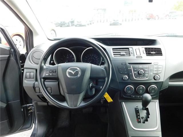 2013 Mazda Mazda5 GS (Stk: 94805a) in Gatineau - Image 10 of 15