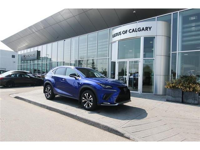 2019 Lexus NX 300 Base (Stk: 190130) in Calgary - Image 1 of 15