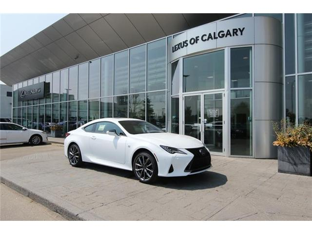 2019 Lexus RC 350 Base (Stk: 190576) in Calgary - Image 1 of 14