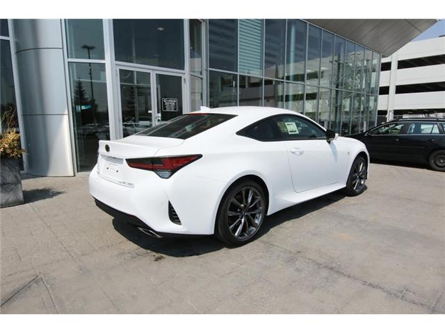 2019 Lexus RC 350 Base (Stk: 190576) in Calgary - Image 3 of 14