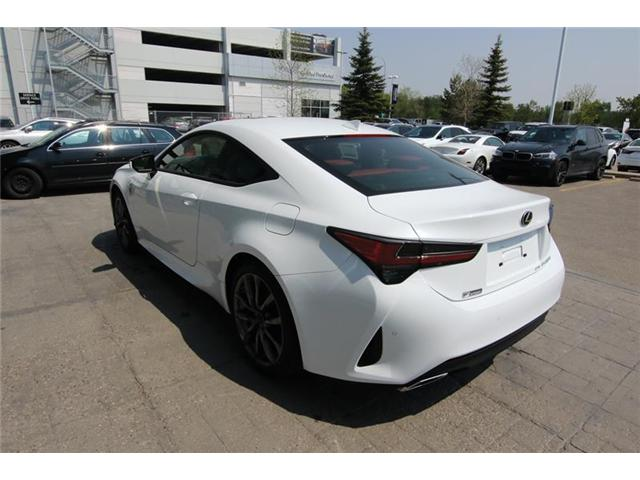 2019 Lexus RC 350 Base (Stk: 190576) in Calgary - Image 5 of 14