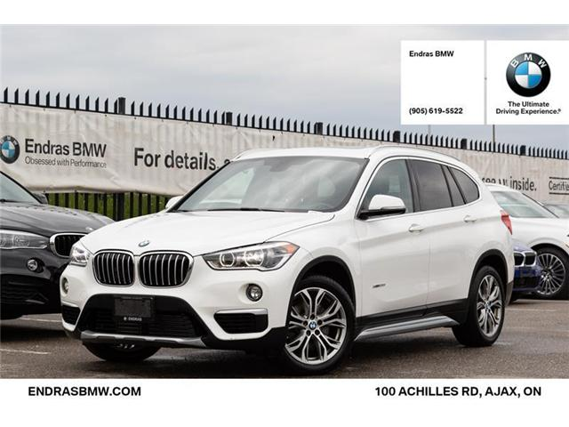 2016 BMW X1 xDrive28i (Stk: 35466A) in Ajax - Image 1 of 21