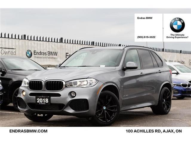 2018 BMW X5 xDrive35d (Stk: 41041A) in Ajax - Image 1 of 22