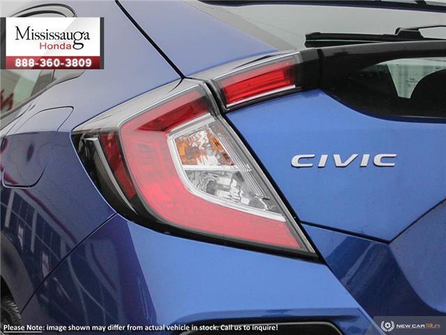 2019 Honda Civic Sport (Stk: 326438) in Mississauga - Image 11 of 23