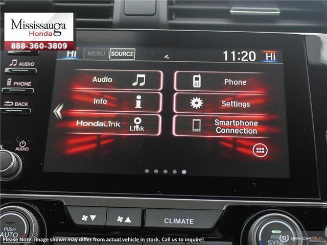 2019 Honda Civic Sport (Stk: 326438) in Mississauga - Image 18 of 23