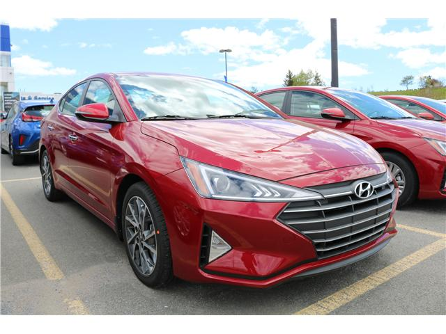 2020 Hyundai Elantra Luxury (Stk: 02852) in Saint John - Image 1 of 3