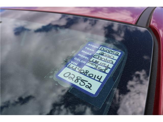 2020 Hyundai Elantra Luxury (Stk: 02852) in Saint John - Image 2 of 3