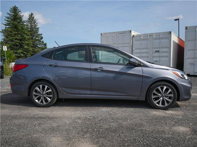 2017 Hyundai Accent SE (Stk: PH76964) in Ottawa - Image 2 of 10