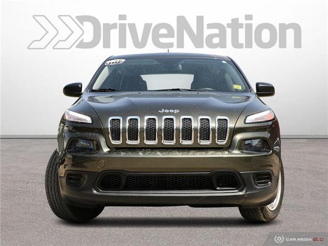 2015 Jeep Cherokee Sport (Stk: A2817) in Saskatoon - Image 2 of 27