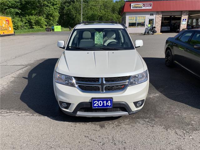 2014 Dodge Journey R/T (Stk: svg11) in Morrisburg - Image 1 of 7